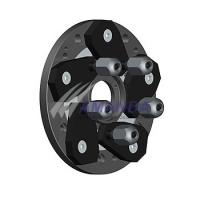 Clamping system for closed rims UniLug